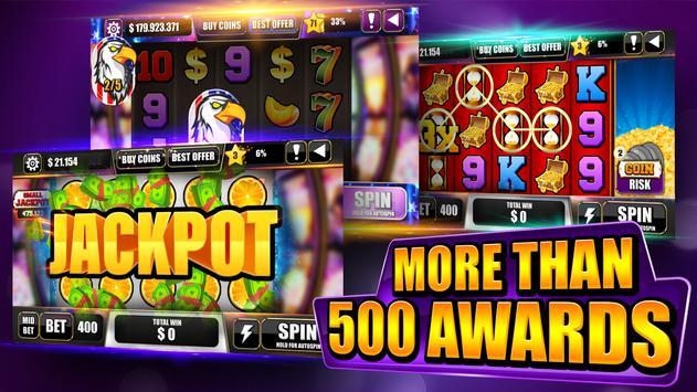 🔷Free Bitcoin Mining Game Slot Machines 🔷 screenshot 5
