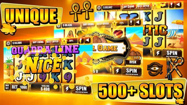 Gods of Egypt: Slot machines screenshot 1