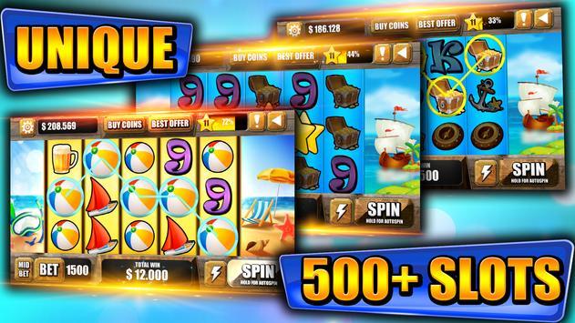 Casino vacation slots screenshot 1