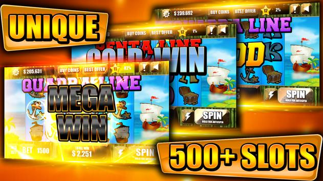 Crazy slot machines screenshot 1