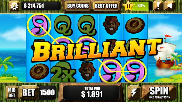 Crazy slot machines screenshot 6