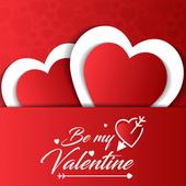 Be my valentine: Slot machines icon