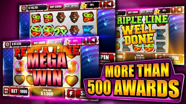 Be my valentine: Slot machines screenshot 8