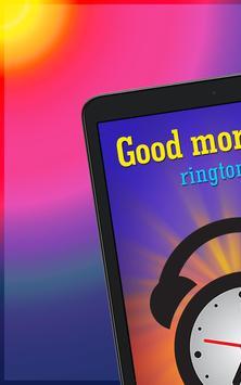 Good morning ringtones screenshot 12