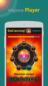 Good morning ringtones screenshot 1