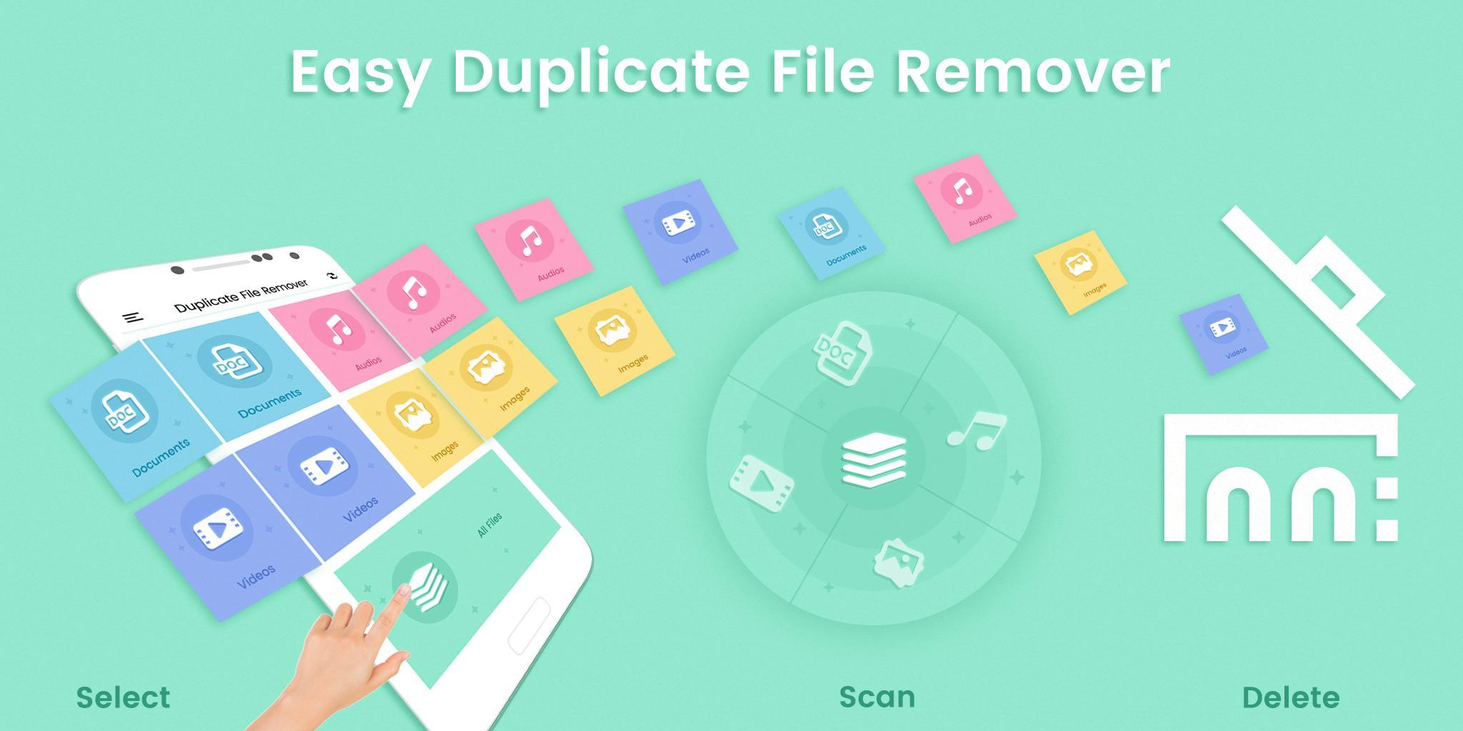 Duplicate File Finder & Remover for Android - APK Download