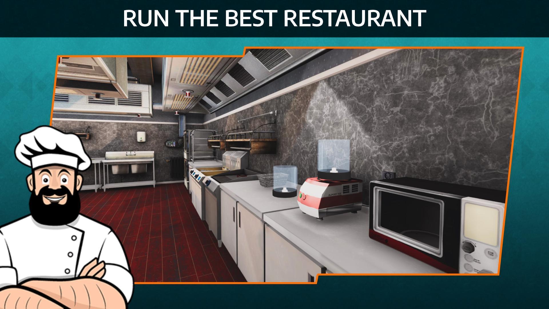 Cooking Simulator Mobile para Android - APK Baixar