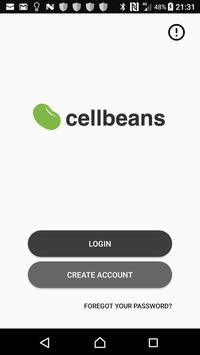 CellBeans poster