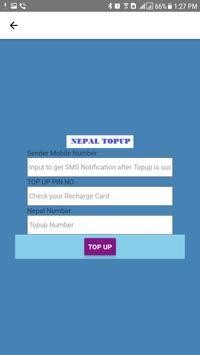 NepalTopup poster