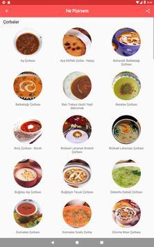Ne Pişirsem? Yemek Tarifleri Ekran Görüntüsü 6