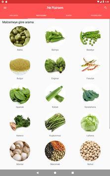 Ne Pişirsem? Yemek Tarifleri Ekran Görüntüsü 8
