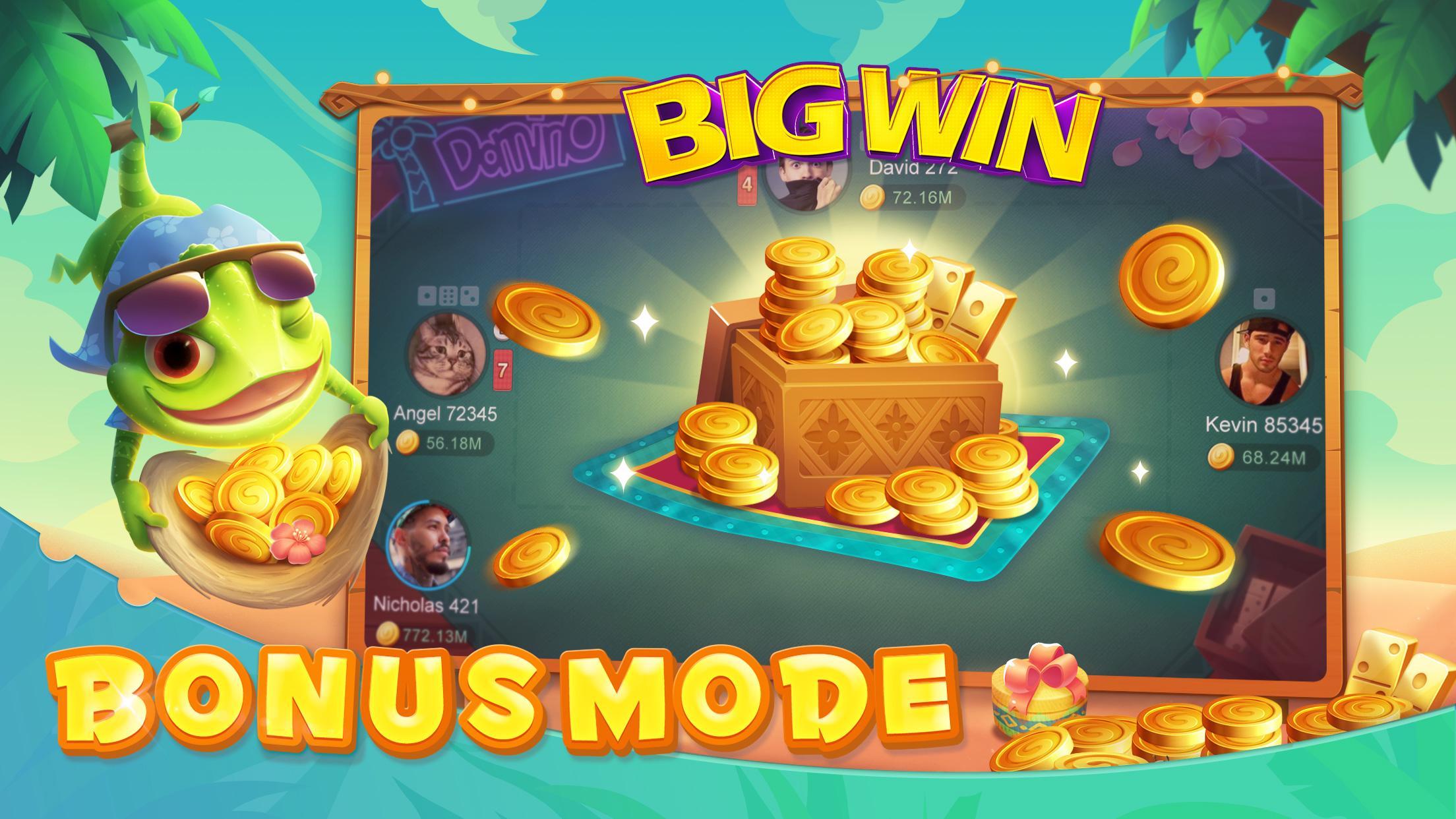 Higgs Domino Island-Gaple QiuQiu Poker Game Online APK 1 ...