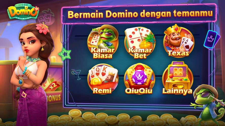 Download Higgs Domino 1.50 Android APK