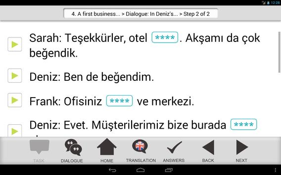 Hands On Turkish screenshot 7