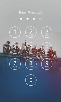 Bangtan Boys Lock Screen KPOP screenshot 3