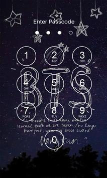 Bangtan Boys Lock Screen KPOP screenshot 2