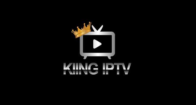 KING IPTV poster