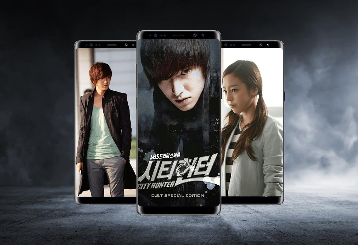 Kdrama Wallpaper City Hunter For Android Apk Download