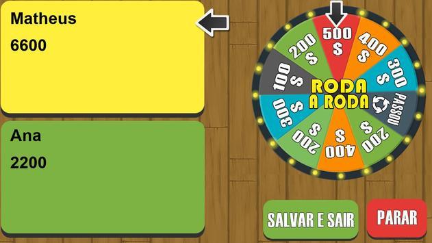 Roda a Roda Bíblico Leve screenshot 1