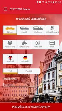City Taxi Praha screenshot 5