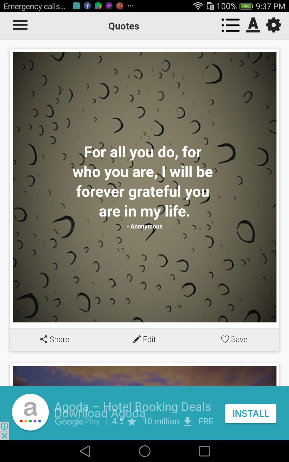 Appreciation Quotes for Android - APK Download