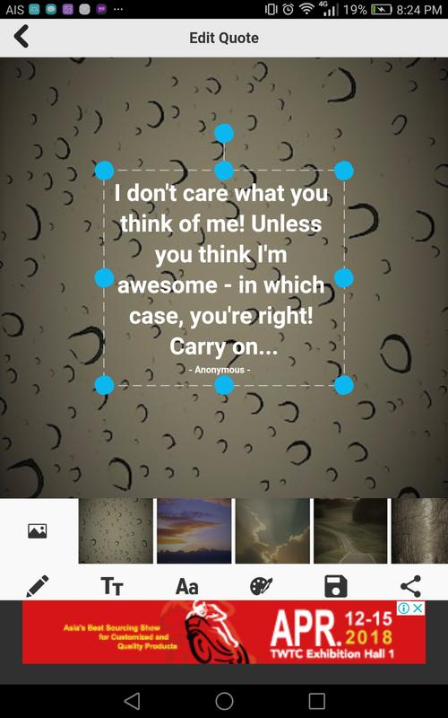 I Dont Care Quotes For Android Apk Download