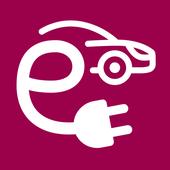 NEW e-laden icon