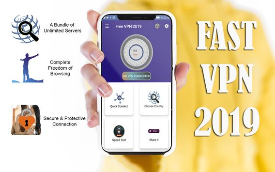 KVPN-Secure Private Proxy & speed test Master 2019 for