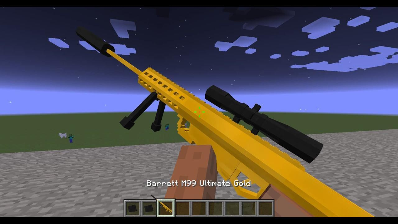 New Guns Mod For Mcpe For Android Apk Download