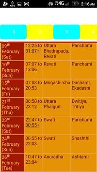 Odia Calendar 2019 ,oriya bhagyadeep calender 2019 screenshot 7