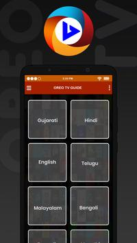 Oreo TV : Live Cricket TV & Movies Tips and Guide screenshot 4