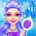 Ice Princess Dress Up & Make Up Game For Girls