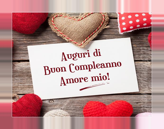 Buon Compleanno Amore Mio For Android Apk Download
