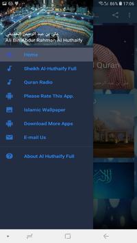 Al Huthaify Full Quran Offline MP3 screenshot 5