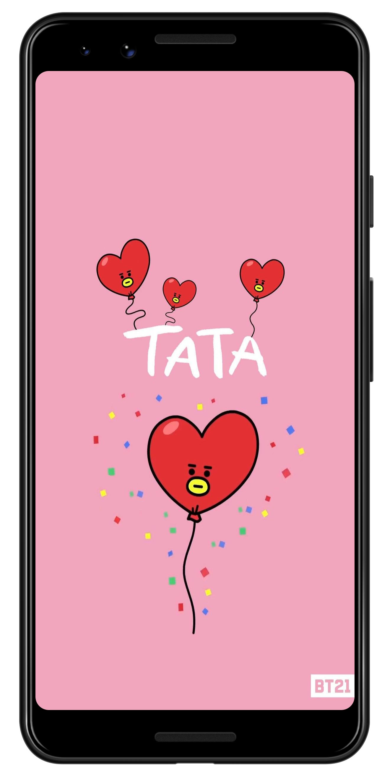 Bt21 Hd Wallpapers And Backgrounds For Android Apk Download
