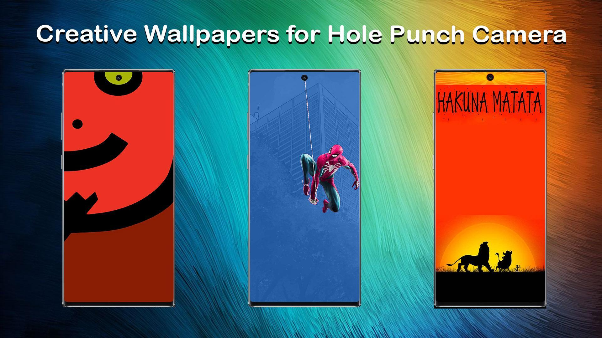 Punch Hole Wallpapers For Redmi Note 9 Pro Max For Android Apk Download