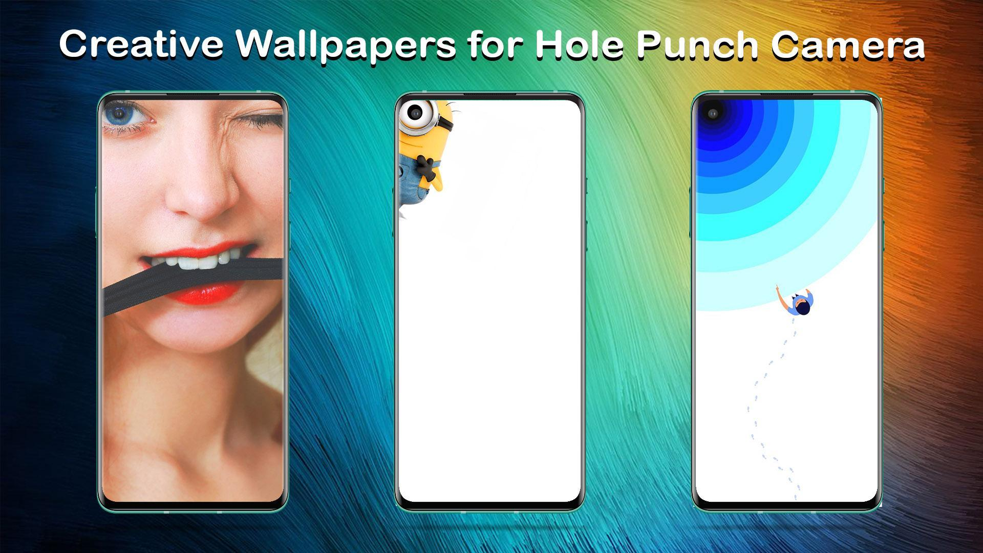 Punch Hole Wallpapers For Galaxy A21 For Android Apk Download