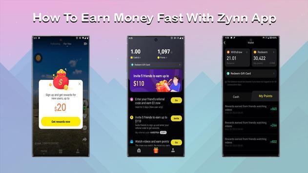 Zynn Money App Rewards Tips screenshot 1
