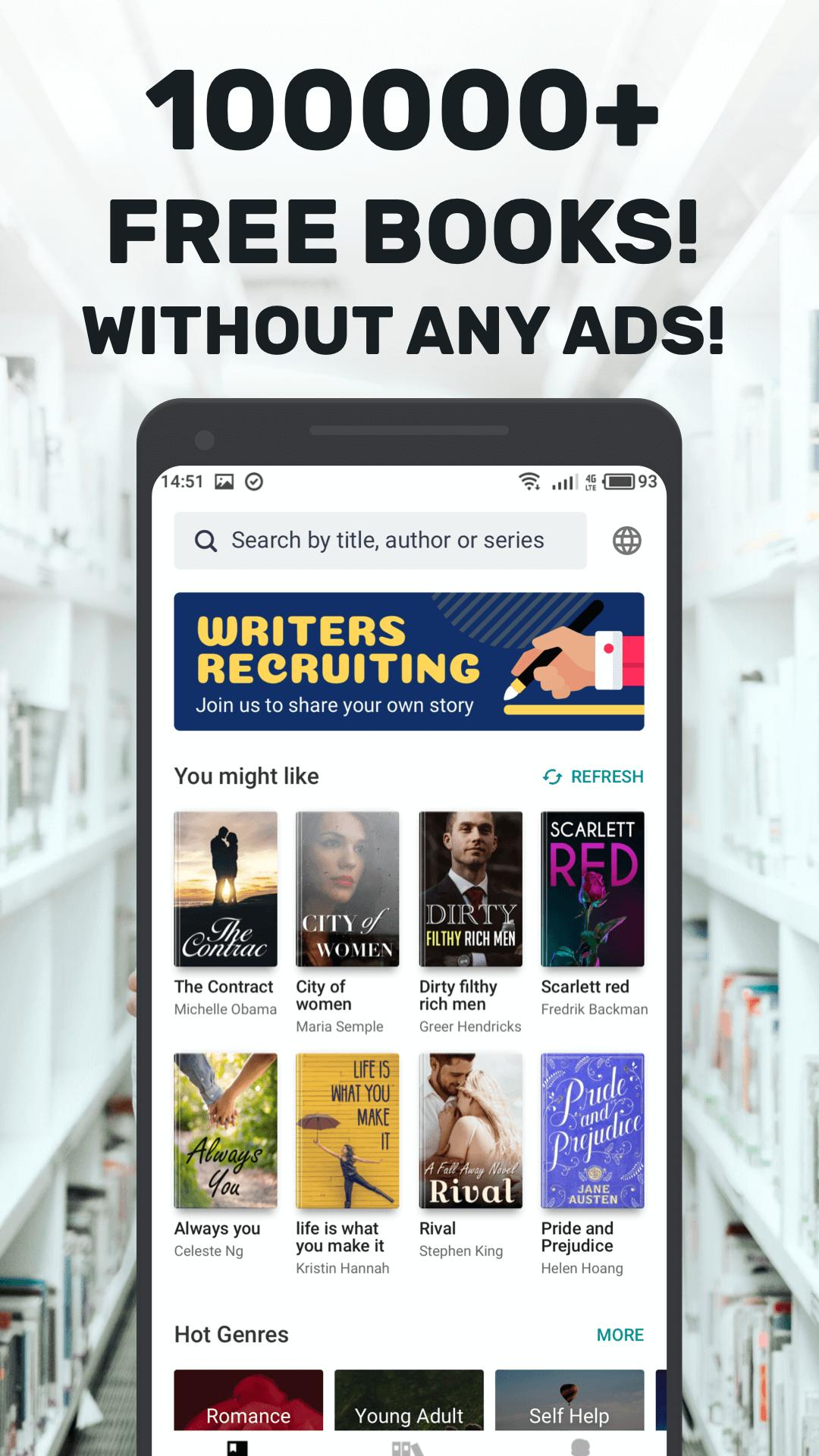 Anybooks Free Download Library Novels Stories For Android