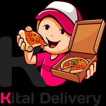 Kital Delivery - Entregador poster