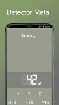 Metal detector Pro screenshot 1