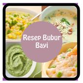 Resep Bubur Bayi icon