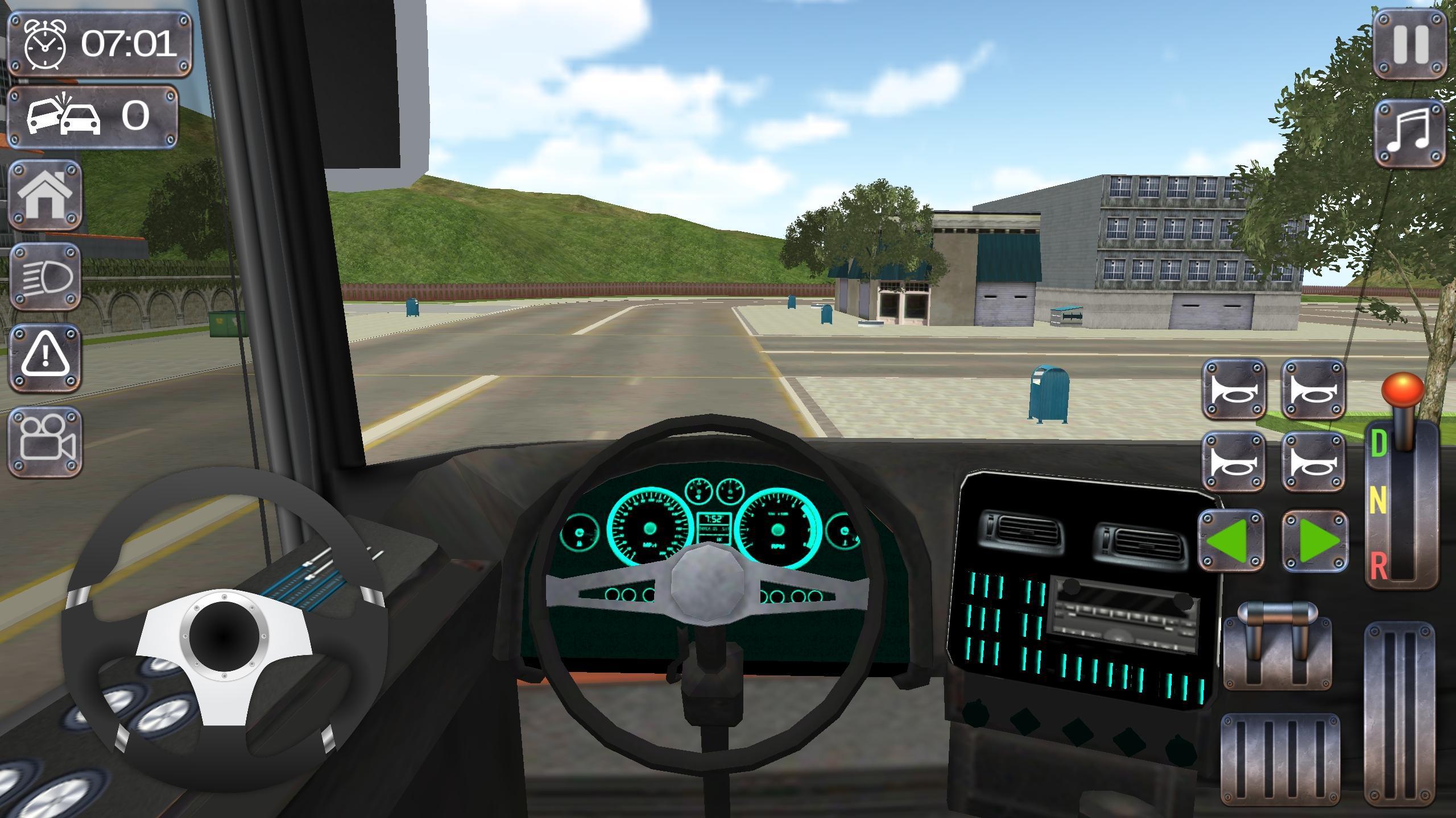 Simolator Bus