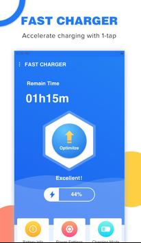 Fast Charger poster