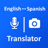 English Spanish Translator & Offline Dictionary simgesi