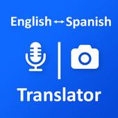 traducir español de inglés con voz icono