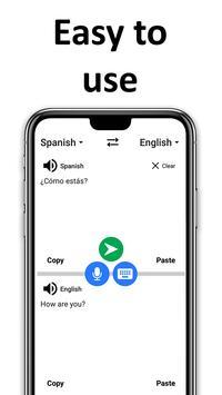 English Spanish Translator & Offline Dictionary Ekran Görüntüsü 3