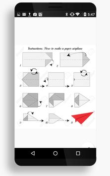How to Make Paper Airplane Offline screenshot 3