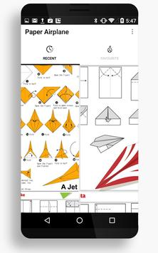 How to Make Paper Airplane Offline poster