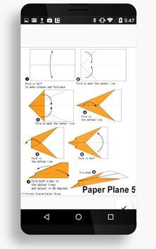 How to Make Paper Airplane Offline screenshot 4